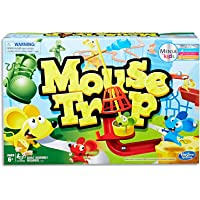 Mouse Trap - Reviewed by Mensa for Kids - Practice Skills in Construction, Cause, Effect, Decision-Making - 2 to 4…