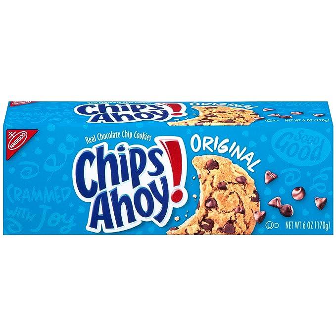 CHIPS AHOY galletas con pepitas de chocolate caja 400 gr