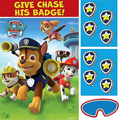 Paw Patrol Party Game, Party Favor: Kitchen & Dining