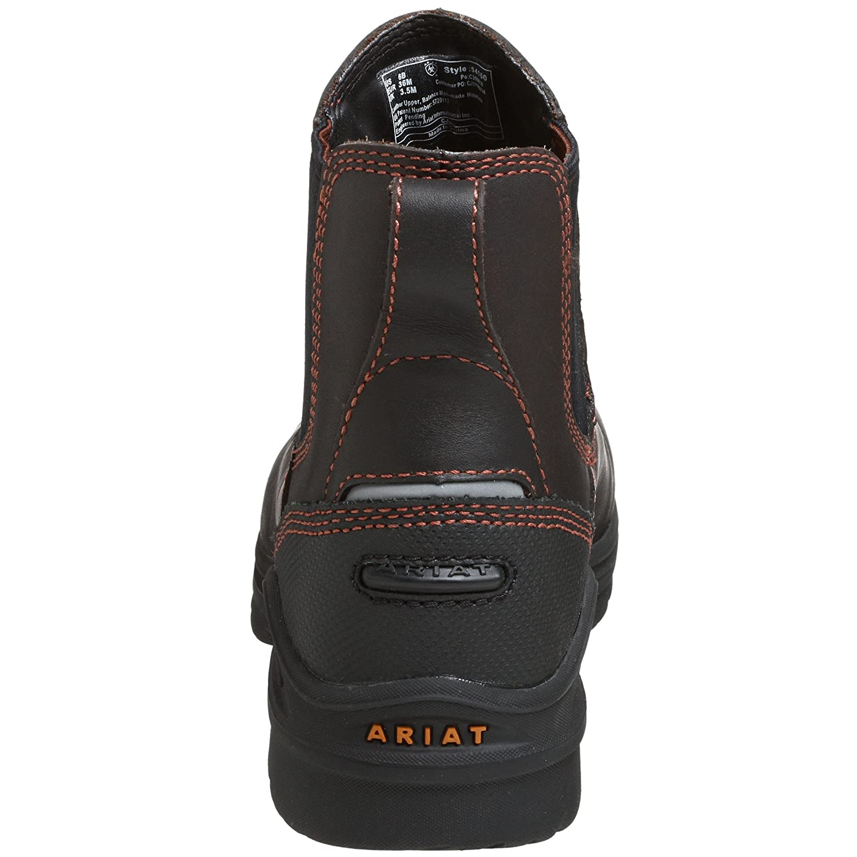 Ariat Women's Barnyard Twin Gore H2O Barn Boot B0018DJ1I0 10 B(M) US Dark Brown