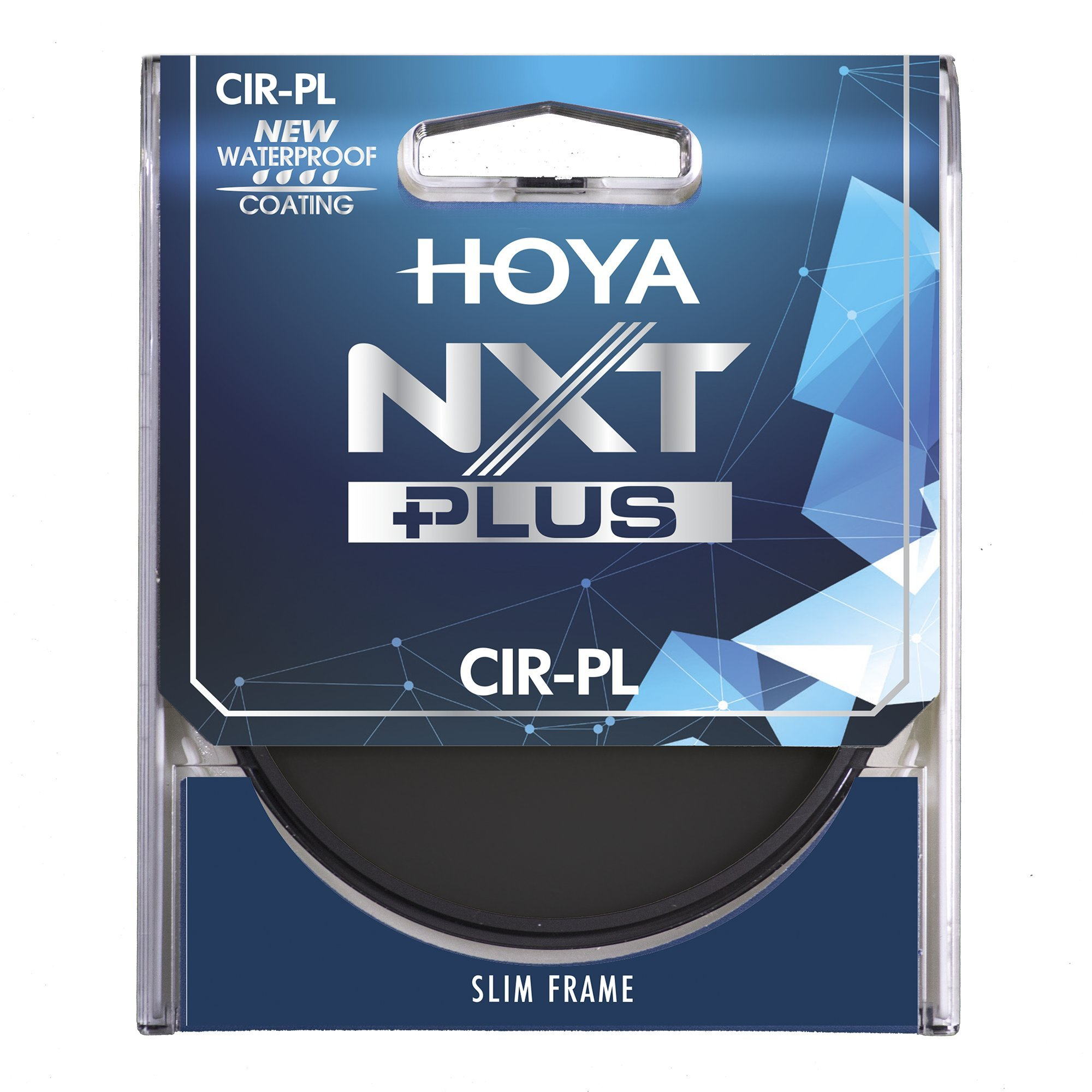 Hoya 77mm NXT Plus Circular Polarizer Slim Frame Glass Filter by Hoya