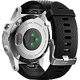 BarRan reg; Fenix 5S Correa, Correa de Banda de Reloj de Repuesto de Silicona Suave para Garmin Fenix 5S Smart Watch, NO Sirve Fenix 5 5X