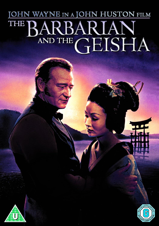 Amazon.com: The Barbarian and the Geisha [DVD] [1958] [Import]: Movies & TV