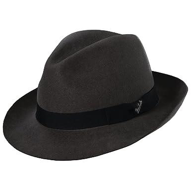 e8a6572d9a12d WOOLRICH RAW EDGE FELT SAFARI HAT at Amazon Men s Clothing store