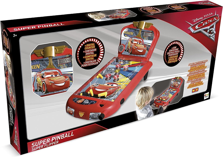Flipper Digitale Cars 250116 IMC Toys Gioco