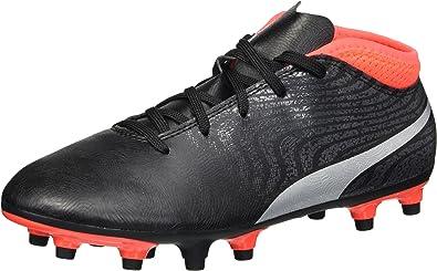 Guardia Consulta Acompañar  Amazon.com: Puma One 18.4 FG Jr - Zapatillas de fútbol para niños: Shoes