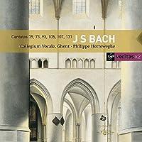Bach,J.S: Cantatas Bwv39 / 73 / 93 / 105 / 107 & 131