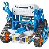 タミヤ 楽しい工作シリーズ No.227 カムプログラムロボット 工作セット 70227