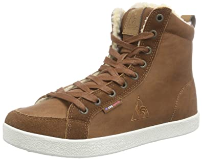 Louisa Mid, Womens Hi-Top Sneakers Le Coq Sportif