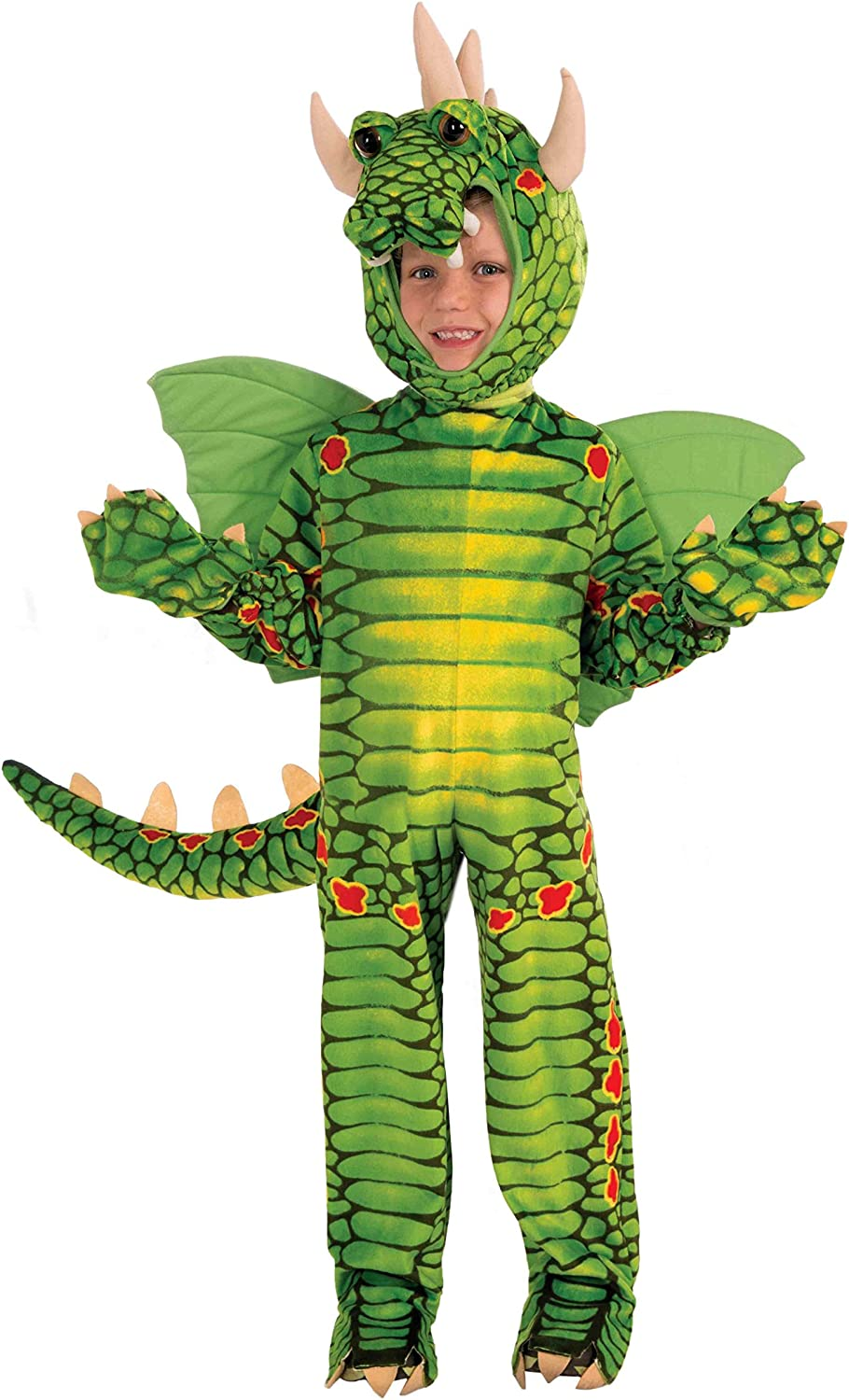 Plush Dragon Costume for