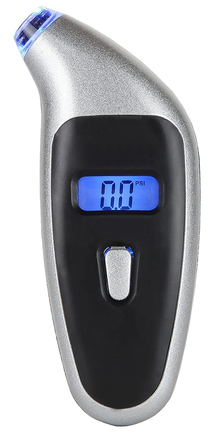 Tire Pressure Gauge Digital w/ Metal Body 150PSI