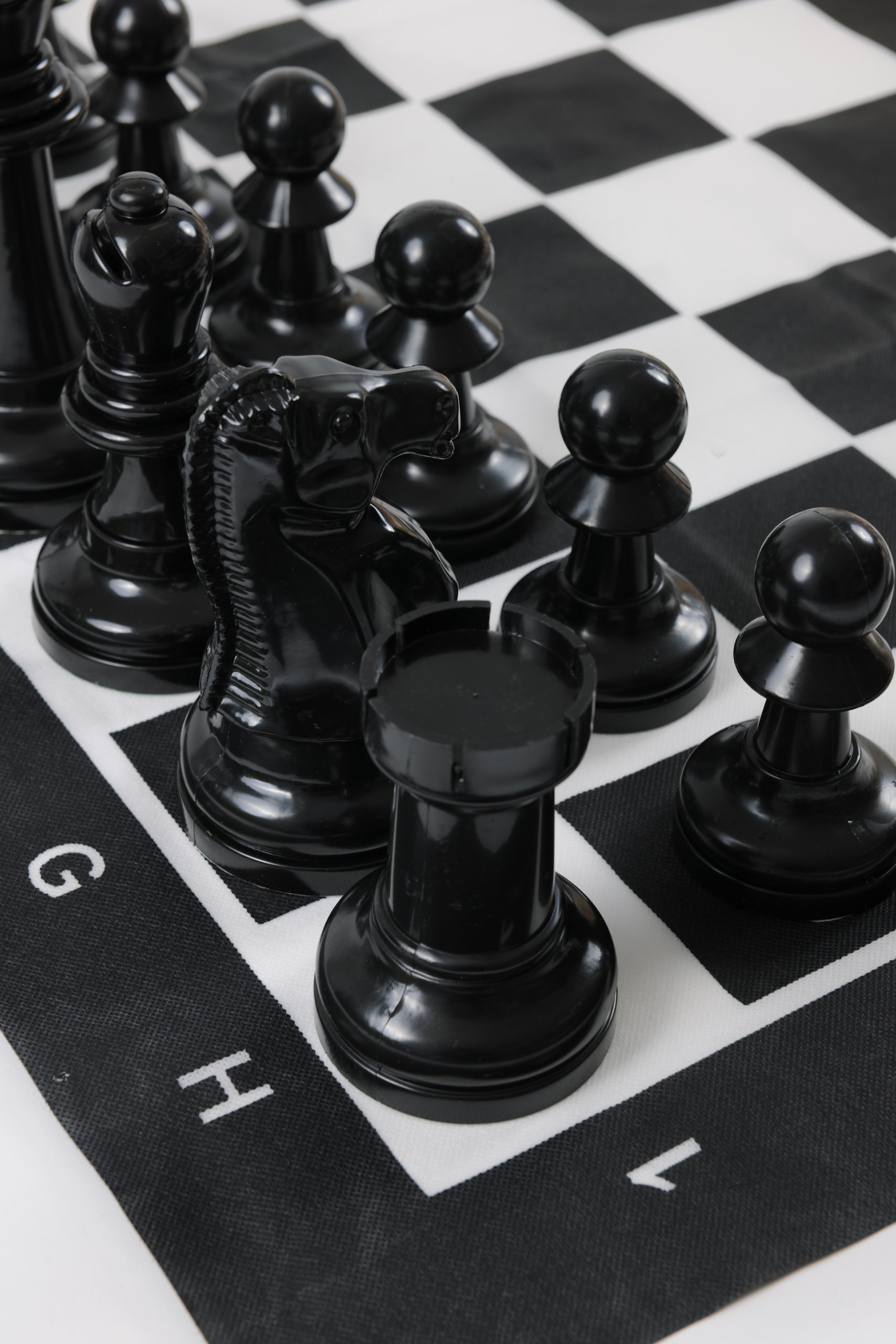 Traditional Garden Games Garden Chess by Traditional Garden Games (Image #6)