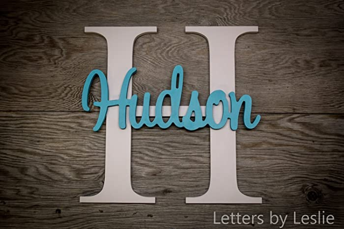 large nursery name sign wooden name sign nursery name sign large wall letters