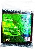 Green Blade GN202 Filet pour jardin/étang Noir 2 x 4 m Maille 1 cm