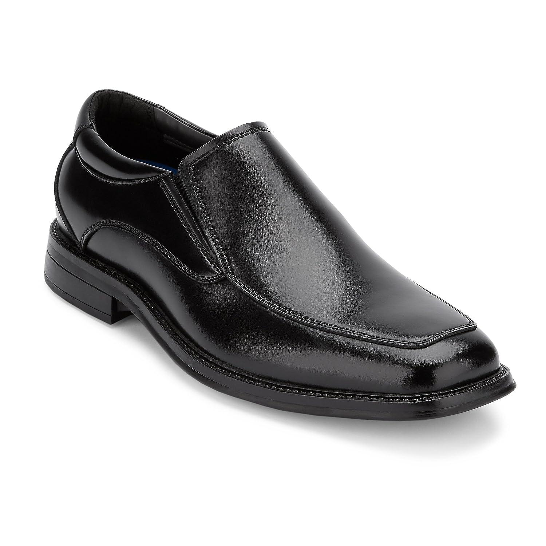 Dockers Mens Lawton Slip Resistant Work Dress Loafer Shoe, Black, 10.5 M Dockers Footwear