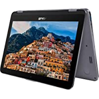 Laptop ASUS TP203NAH-BP050T Intel Pentium N4200 4GB 500GB 11.6'' Touch (Certified Refurbished/Reacondicionado)