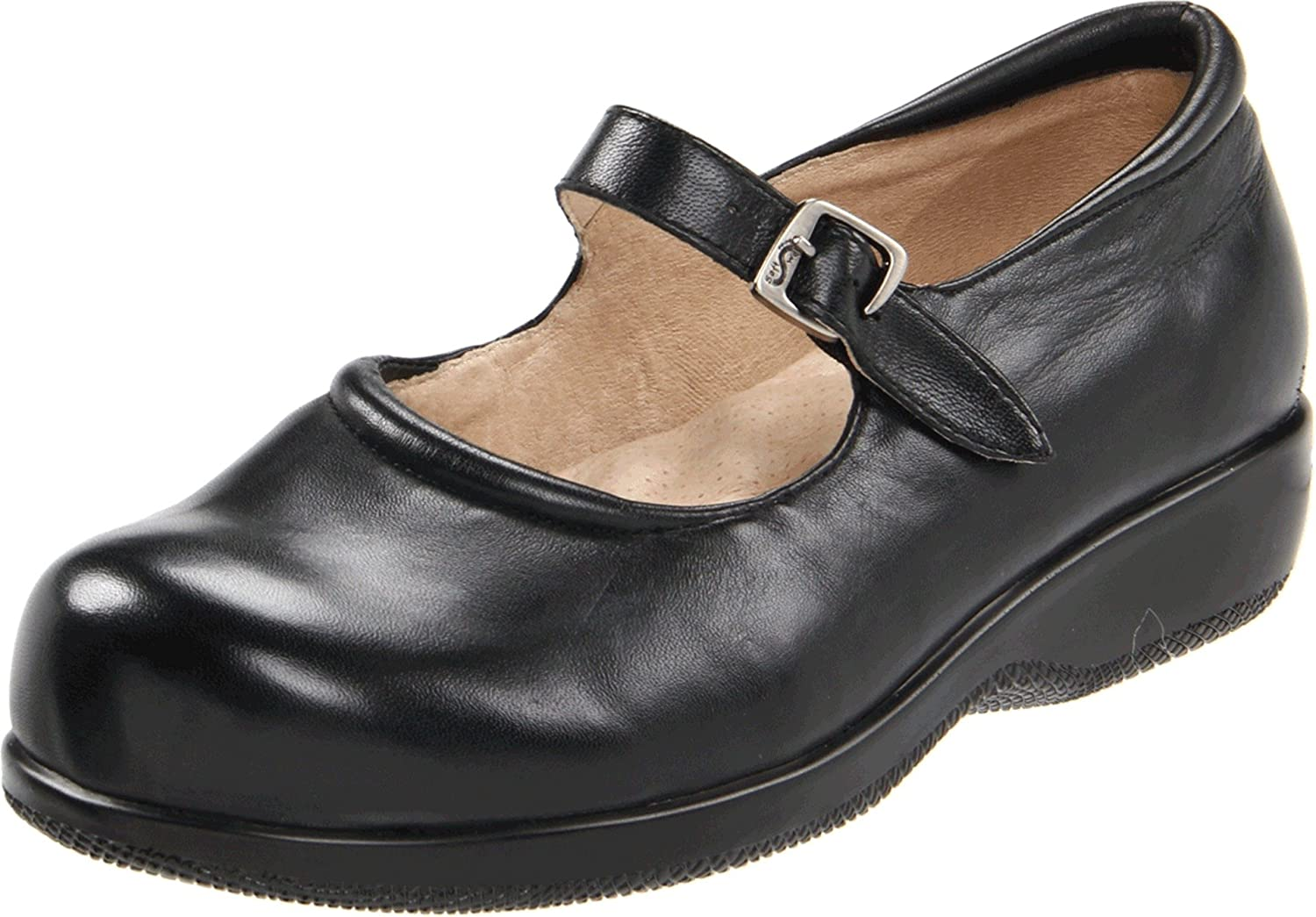 SoftWalk Women's Jupiter Mary Jane B000C9VQ5W 8 N|Black
