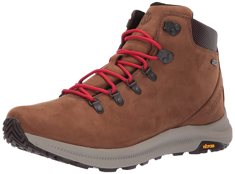 8ef7084b3d3 Details about Merrell Men's Ontario MID Waterproof Hiking Shoe, Dark Earth