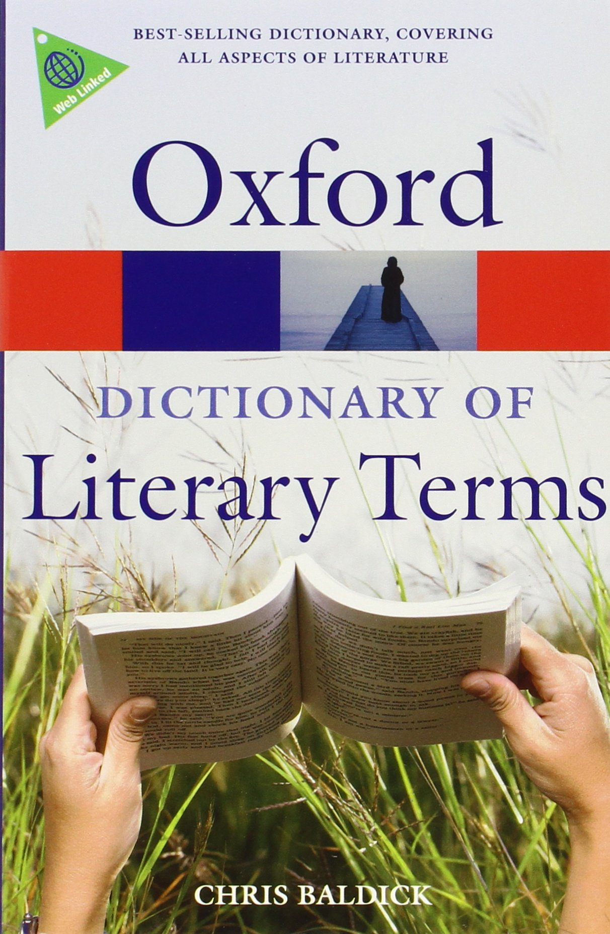 The Oxford Dictionary Of Literary Terms Oxford Quick Reference