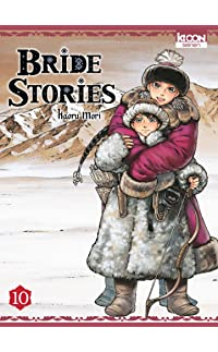 bride stories t10 (10) - tankobon broché