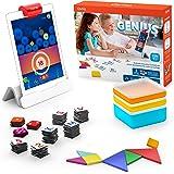 OSMO 901-00041 Genius Starter Kit (tysk version) – inklusive 5 olika inlärningsvärldar – för barn från 6 till 10 år iPad…