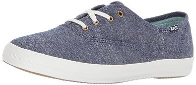 282df708b1 Amazon.com   Keds Women's Champion Seasonal Solid Sneaker   Shoes