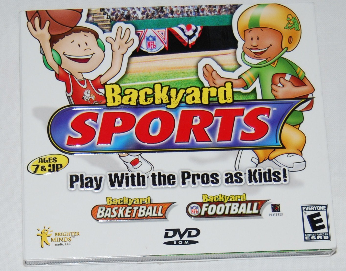 amazon com backyard sports backyard basketball backyard