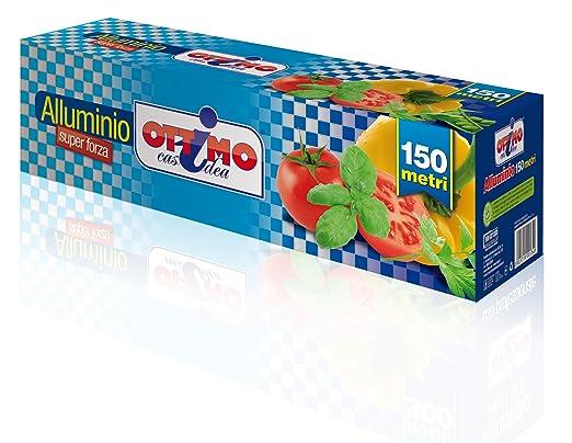 OTTIMO CASIDEA Alluminio Box Roll 150Mt Prodotti per la cucina ...