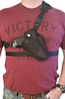 Amazon Com Silver Horse Holster Chest Shoulder Gun Holster