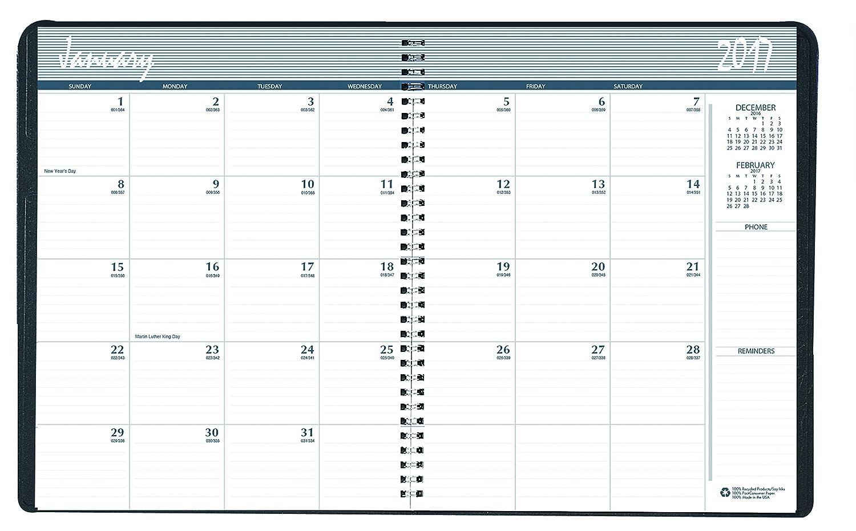 House of Doolittle 2017 Monatlicher Monatlicher Monatlicher Kalender Planer, Kosten & Memoseiten, Hardcover, 6 x 8(HOD26892-17) B01BWMXTSE | Zürich  2b063e