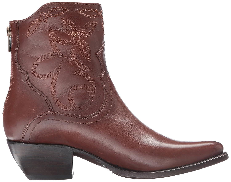 FRYE Women's Shane Embroidered Short B(M) Western Boot B01BNWQDZY 7.5 B(M) Short US|Whiskey 66ce78