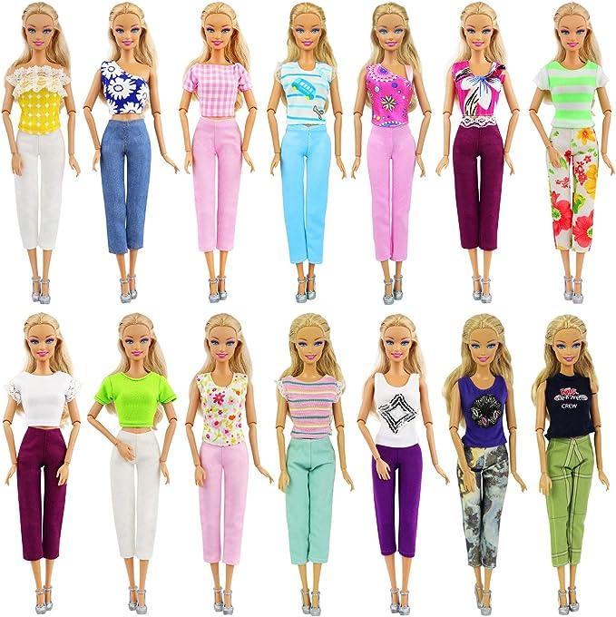 1 Set Fashionistas Kleidung Prinzessinnen Kleider Für 11,5 Zoll Puppe C12