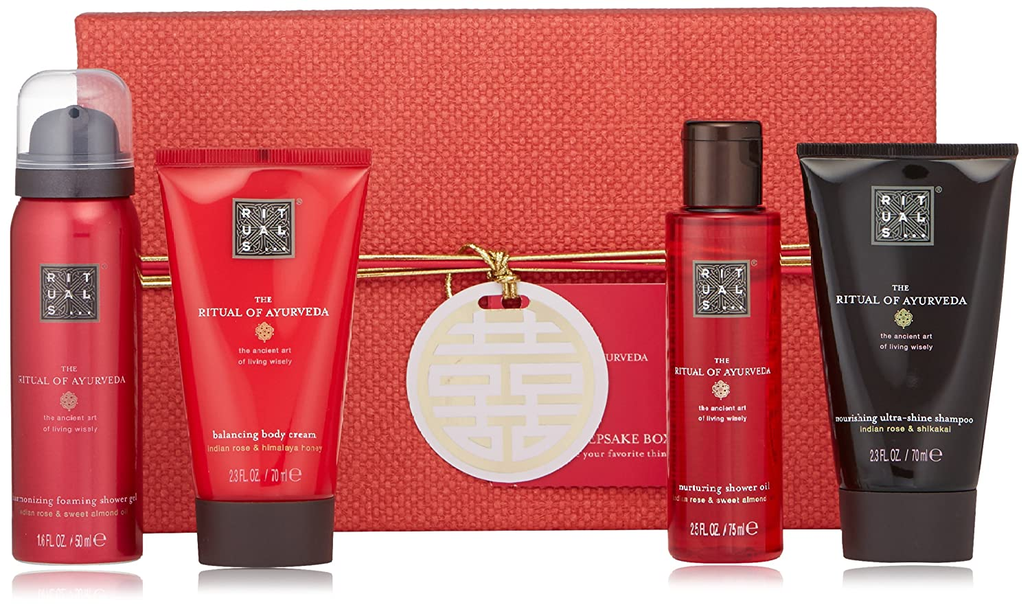 RITUALS The Ritual of Ayurveda - Balancing Treat 2017 set de regalo S