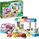 LEGO DUPLO Town Bakery 10928 Educational Play Café Toy for Toddlers, Great Gift for Kids Ages 2 and over, New 2020 (46 Pieces