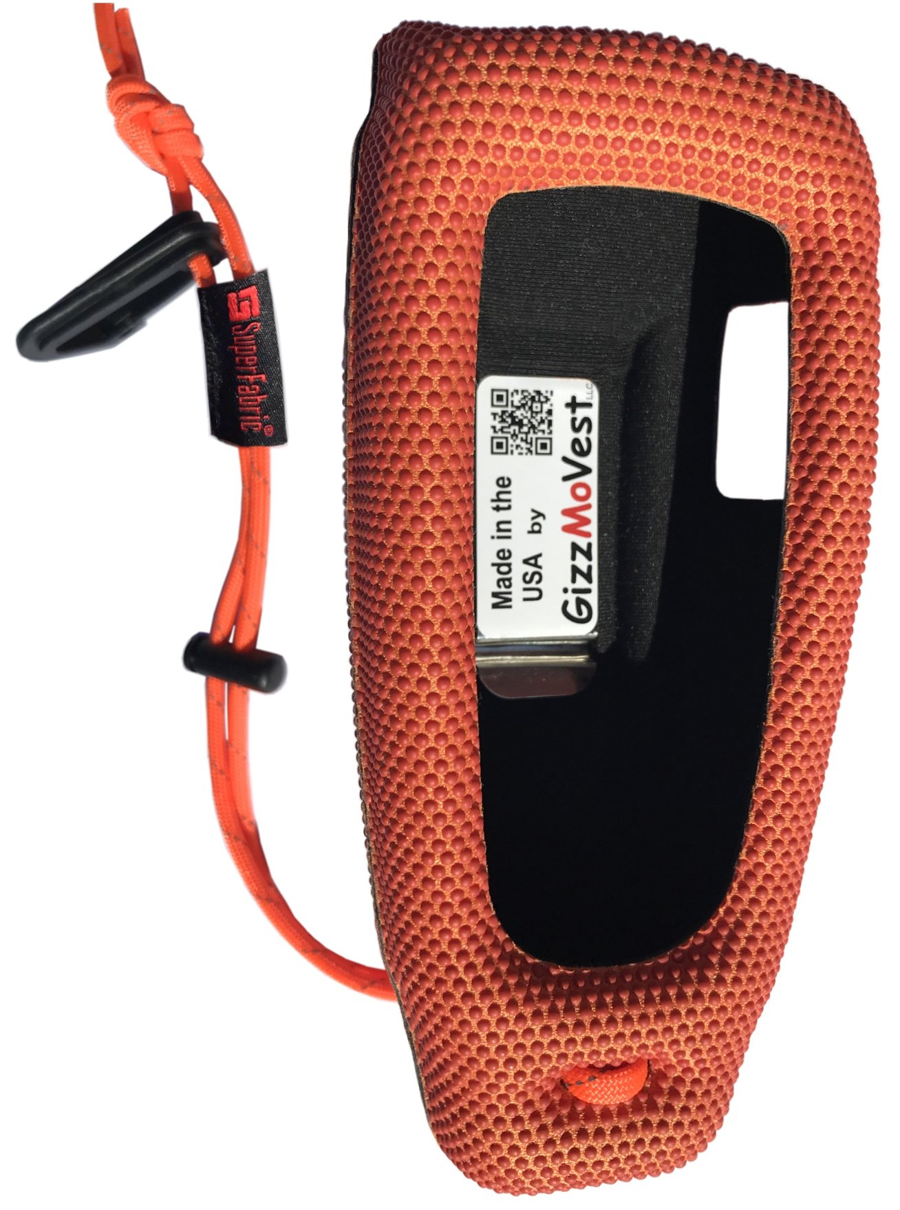 Case Cover compatible with Garmin InReach SE / Explorer. Made in the USA by GizzMoVest LLC