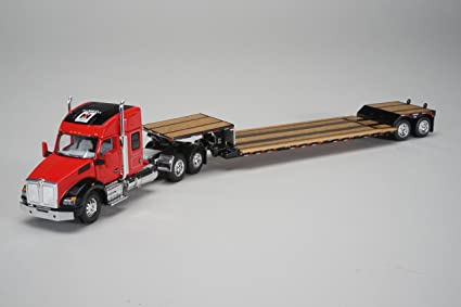 Amazon com: Farmall Kenworth T880 Sleeper Cab with Fontaine Renegade