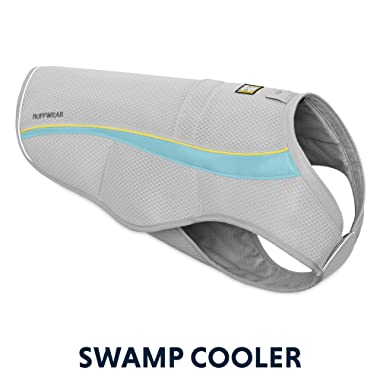 RUFFWEAR - Swamp Cooler Evaporative Dog Cooling Vest, Compatible with Harnesses