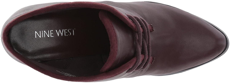 Nine West Women's Cupcake B(M) Ankle Bootie B01LEFD2L8 9 B(M) Cupcake US|Dark Brown 441aab