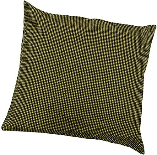 CWI Gifts 26 Delaware Check Euro Pillow Sham