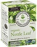 Traditional Medicinals Tea Nettle Leaf Herbal