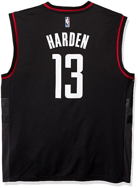huge discount a6bcb c0559 NBA Houston Rockets James Harden #13 Men's Alternate Road ...
