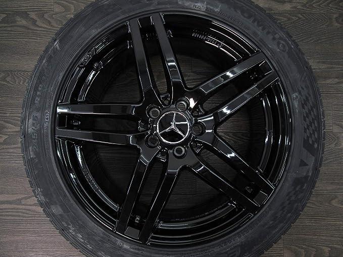 4 ruedas de verano de 19 pulgadas para Mercedes-Benz Vito 447 Viano 639 ATS MIZAR KUMHO: Amazon.es: Coche y moto