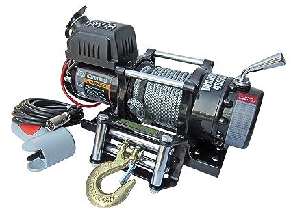 Warrior ww45sps12 ATV/UTV Quad eléctrica Cabestrante Ninja ...