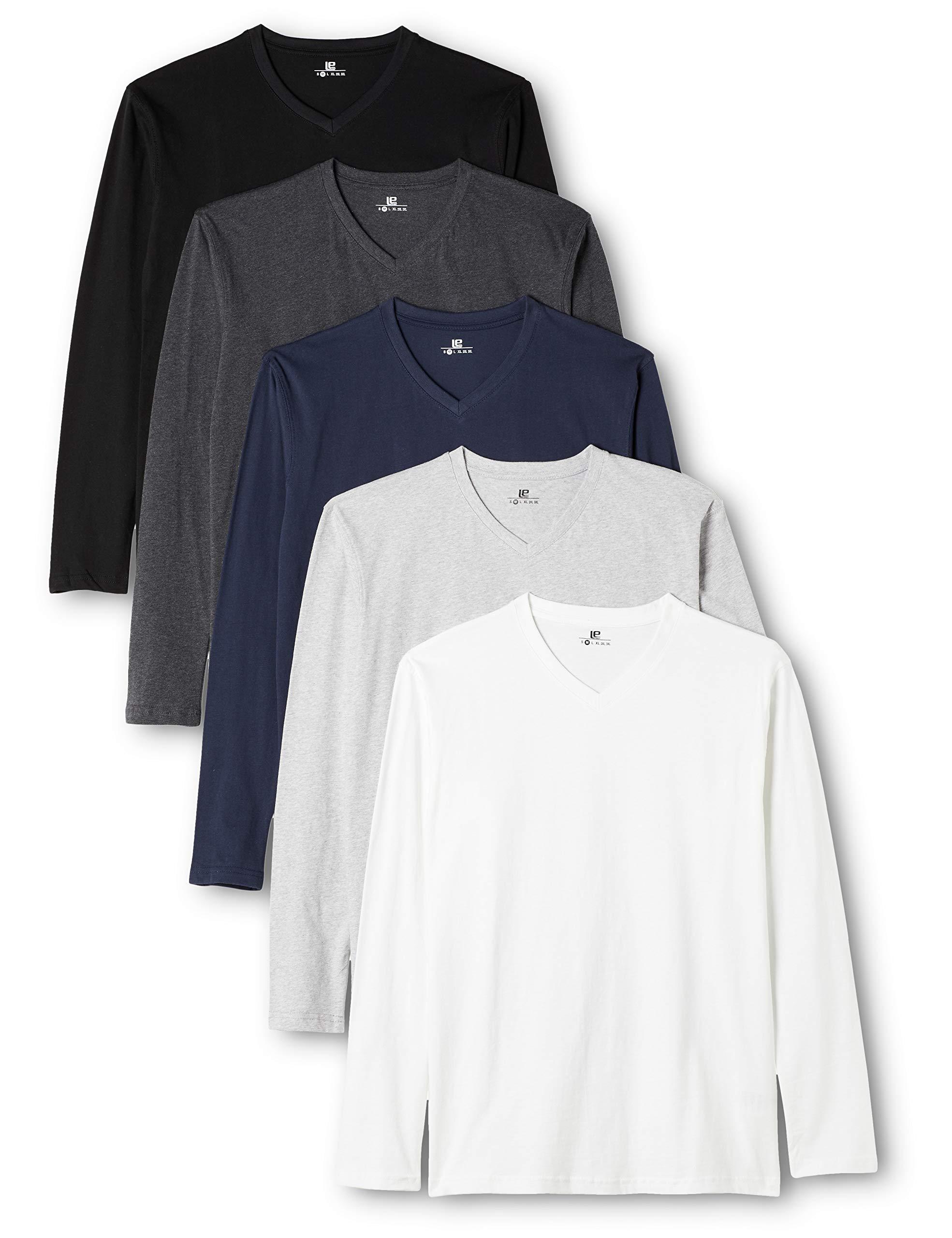 ebb312dff0fa5 Mejor valorados en Camisetas de manga larga para hombre   Opiniones ...