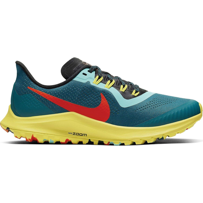 MultiColoreeee (Gde Teal Bright Crimson nero 301) Nike Air Zoom Pegasus 36 Trail, Sautope correrening Donna
