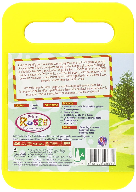 Amazon.com: Todo Es Rosie 5 (Import Movie) (European Format - Zone 2) (2012) Dibujos Animados: Movies & TV