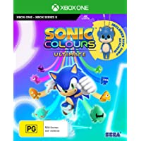 Sonic Colours: Ultimate - Limited Edition - Xbox One