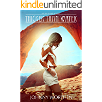 Thicker Than Water: A Tony Flaner Mystery