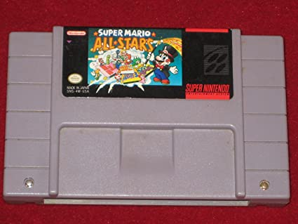Super Mario All-Stars: Super Nintendo Entertainment S