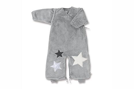 Baby Boum Softy Stary 92 - Saco (0-3 meses), color grizou: Amazon.es: Bebé